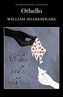 Othello William Shakespeare Wordsworth Paperback Book New Free UK Postage