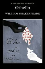Othello William Shakespeare Wordsworth Paperback Book New Free UK Postage