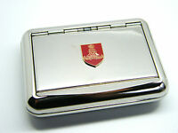 Tin for Orders Army Military Commanders 2IC Model Making Kit