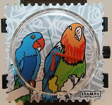 S.T.A.M.P.S.  - Popinjay Papagei 103771 NEU Original STAMPS
