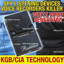 Audio Jammer Voice Recorder Killer Counter Surveillance Anti Spy Mobile Phone