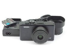 Sigma DP2 14.1 MP Digital Camera Black NOT MERRILL