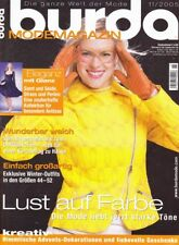 Burda Magazin Nr. 11  von 2005