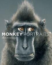 Monkey Portraits, Jill Greenberg, Good Condition, Book