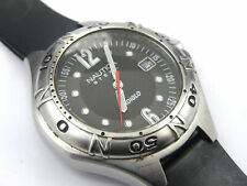 Gents Nautica Steel 08004G Indiglo Watch - 100m
