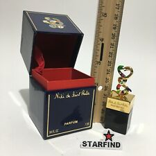 Niki De Saint Phalle Snakes First Edition Parfum Mini USED? 1/4 oz 7ml Perfume
