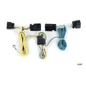 Trailer Connector Kit-Custom Wiring Harness 56089 fits 10-11 Chevrolet Camaro