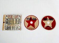 Grateful Dead Postcards Of The Hanging Bob Dylan Songs Live Bonus Disc 2 CD GDCD