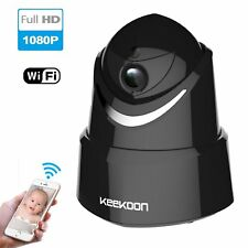 1080P Smart Wireless IP Camera Baby Monitor Night Vision Two-Way Audio WIFI