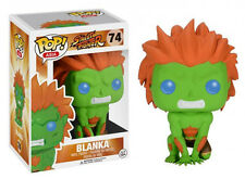 Funko Pop!: Street Fighter 2016 BLANKA (#74) - Boxed