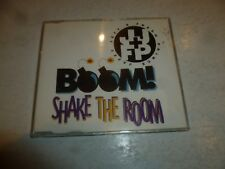 DJ JAZZY JEFF & THE FRESH PRINCE - Boom! Shake The Room - 1995 UK 7-mix CD