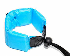 JJC Blue Foam Float Camera Wrist Strap