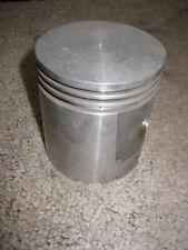 "5  aluminum pistons Chevrolet 1929 - 1936 6 cyl  Sterling 1016P 3 5/16"" std"