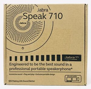 "Jabra Speak 710 MS Wireless Bluetooth Speaker ""Mint"""