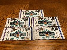 1995-96 Fleer NBA Jam Session 5 Packs! Michael Jordan Possibilities
