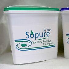 10Kg SoPure Bio Washing Powder Bulk Laundry Detergent Washing Clothes Large