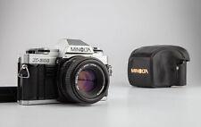Minolta X300 Kamera mit Minolta Objektiv 50mm 1:1,7 MD  SHP 42511