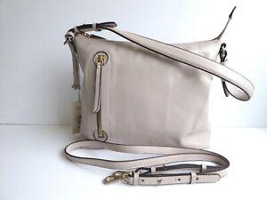 Radley Taylors Court Dove Grey Leather Cross Body - Shoulder Bag BNWT RRP £189