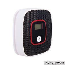 CO Carbon Monoxide Poisoning Smoke Gas Sensor Warning Alarm Detector Tester New