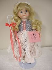 """Treasury Collection-Paradise Galleries, """"Little Bo Peep"""" By Patricia Rose,13 1/2"""