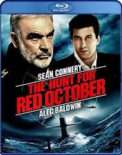 NEW BLU-RAY // THE HUNT FOR RED OCTOBER - Sean Connery, Alec Baldwin, Scott Glen