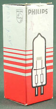 AMPOULE PROJECTEUR PHILIPS 6550 NEUVE  150W 15 V - MINT PROJECTOR LAMP VINTAGE
