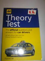 AA Theory Test (AA Driving Test Series), , Like New, Paperback