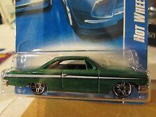 Hot Wheels '62 Chevy 2008 All Stars Green 40 1968 - 2008
