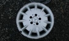 """MERCEDES 2104011202 ALLOY WHEEL 16"""" 7.5J PRICE FOR ONE-2 AVAILABLE BREAKING E200"""