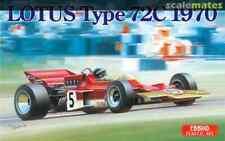 1:20 Ebbro 20001 Team Lotus Type 72C 1970