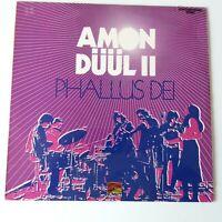 Amon Duul II - Phallus Dei Vinyl LP UK 1972 Sunset Press Krautrock Prog NM