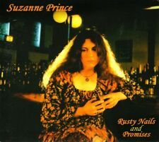 Rusty Nails and Promises by Suzanne Prince (CD, 1978, LVY Records)