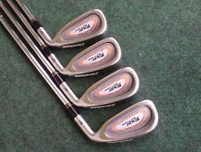 Cleveland Tour Action TA5 Iron Set Mens RH Steel Regular Flex Golf Club Irons RH