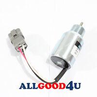 Mover Parts Stop Solenoid 12V 32A87-15100 for ECOMAT Shovel Mitsubishi S4S-Z1DT61ES