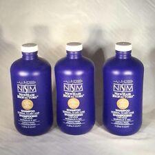 Nisim Hair Loss Shampoo for Normal to Dry Hair 1L - 3 Shampoo SET FAST SHIPPING