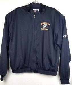 Vtg NFL Pro Line By Champion XXL /TTG Miami Dolphin Zipper Windbreaker Jacket