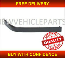 BMW 3 E36 1994-1998 FRONT BUMPER MOULDING BLACK TEXTURED RIGHT INSURANCE APPROVD