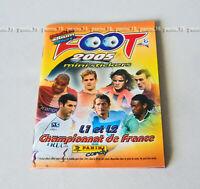 "ULTRA RARE !!! Mini Album EMPTY ""FOOT 2005 FRANCE"" PANINI"