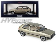 NOREV 1:18 1988 VOLKSWAGEN GOLF CL DIE-CAST BEIGE METALLIC 188519