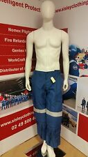 Nomex Trouser Royal Blue (#48) Size: 94W, -2 i/leg - 4 o/leg