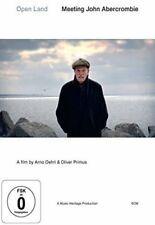 JOHN ABERCROMBIE - OPEN LAND-MEETING JOHN ABERCROMBIE   DVD NEW+