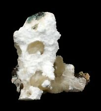 Natural Mordenite Stilbite Minerals Specimens India #F 2155
