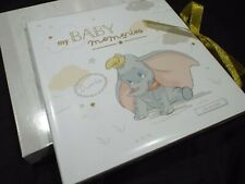 Disney Magical Moments My First Year Baby Record Book Dumbo Di473
