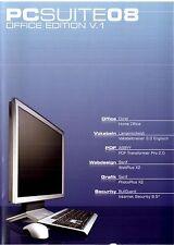PCSUITE08 OFFICE EDITION V1 1 PC Vollversion OEM