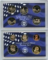 2003 United States Proof Set 10-Coin Collection US Mint OGP