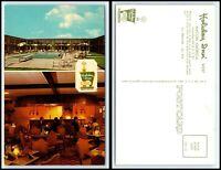 GEORGIA Postcard - Macon, Holiday Inn - Multiview Q51