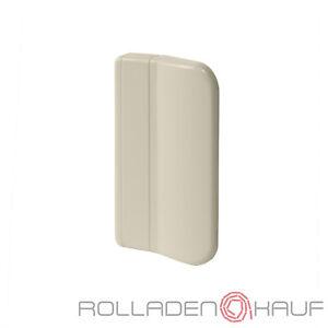 Poignée de Porte Balcon Carré Terrassentürgriff Télescopique Plastique Blanc