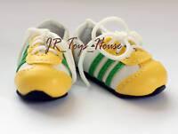 Yellow Sport Shoes D32 fit YOSD BOD Volks Super Dollfie