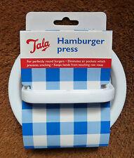 TALA HAMBURGER PRESS FOR PERFECT BURGERS  DISHWASHER SAFE