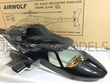 FUNKEY Scale Fuselage Airwolf .30 (550) size + FUNKEY Retractable Landing Gear